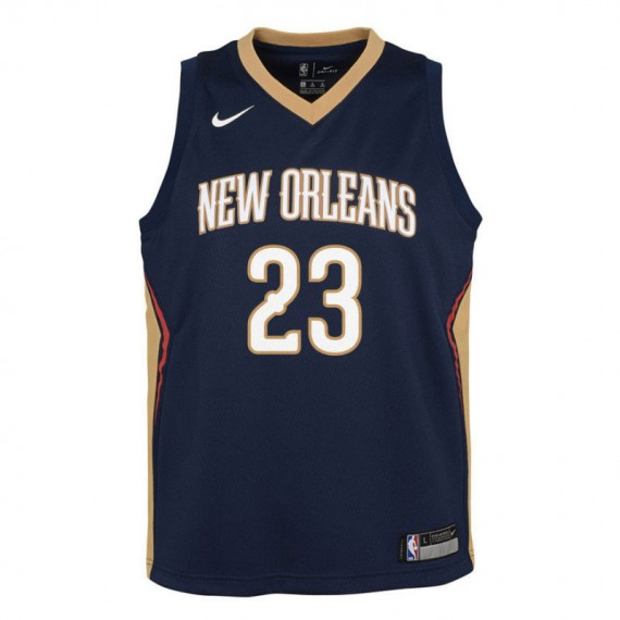 SWINGMAN ICON JERSEY PLAYER PELICANS JUNIOR
