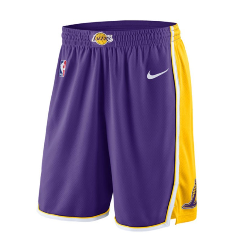 ANGELES LAKERS SHORTS PRACTICE JUNIOR