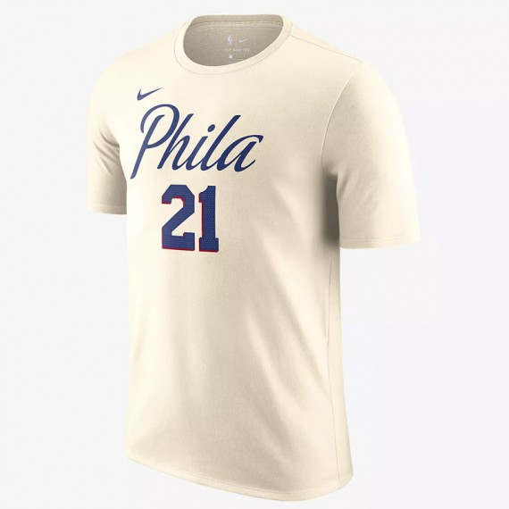 PHILADELPHIA 76ERS EMBIID CITY EDITION JUNIOR