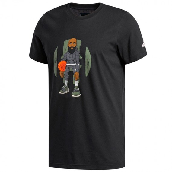 HARDEN GEEK UP NERO BLACK