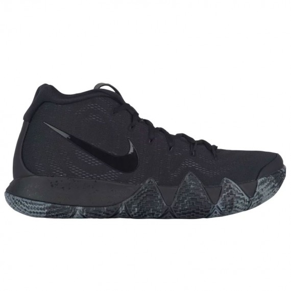 KYRIE 4 TRIPLE BLACK