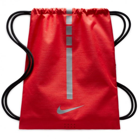 GYMSACK HOOPS ELITE RED