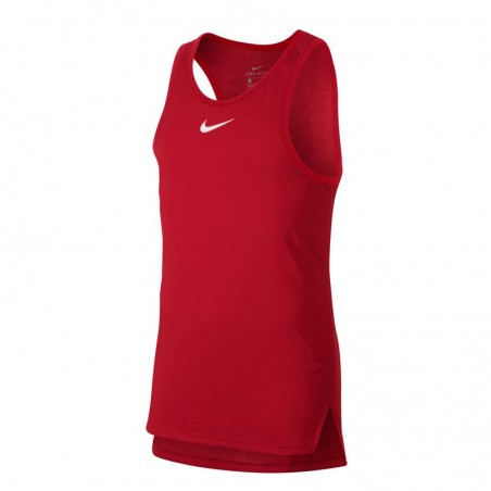 BREATHE ELITE BASKETBALL TOP RED