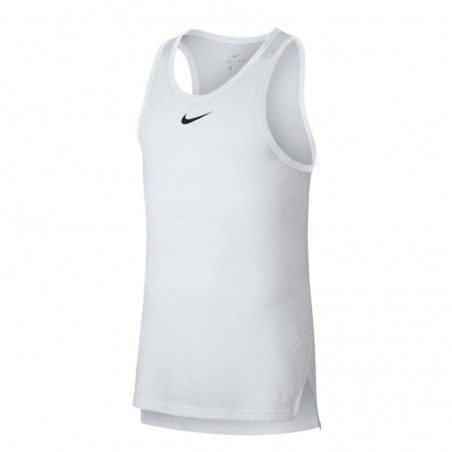 BREATHE ELITE BASKETBALL TOP WHITE