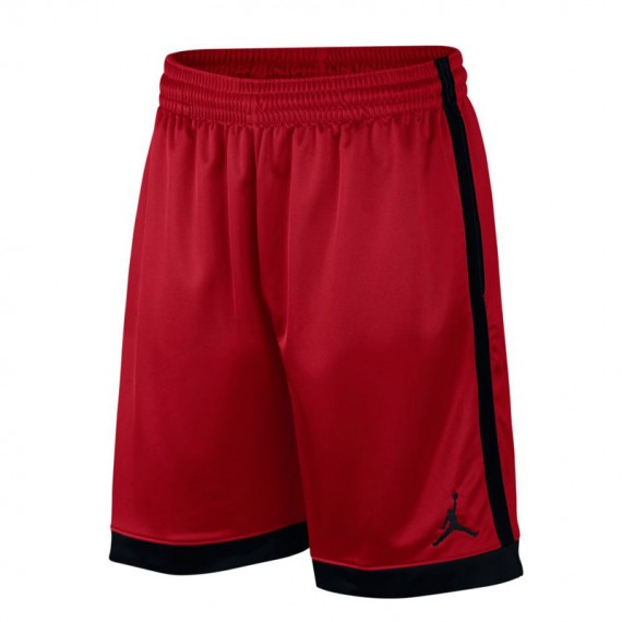 JORDAN FRANCHISE SHIMMER SHORT RED