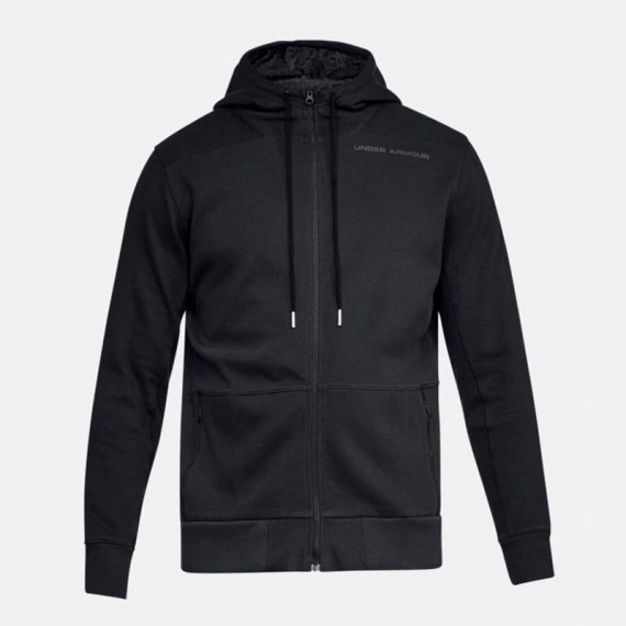 PURSUIT BTB FZ HOODY BLACK