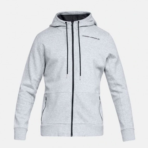PURSUIT BTB FZ HOODY GREY