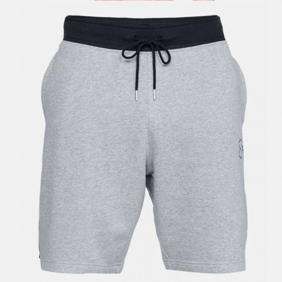 BASELINE FLEECE SHORT GREY