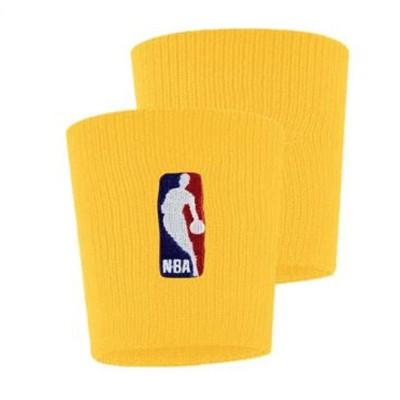 WRISTBANDS NBA YELLOW