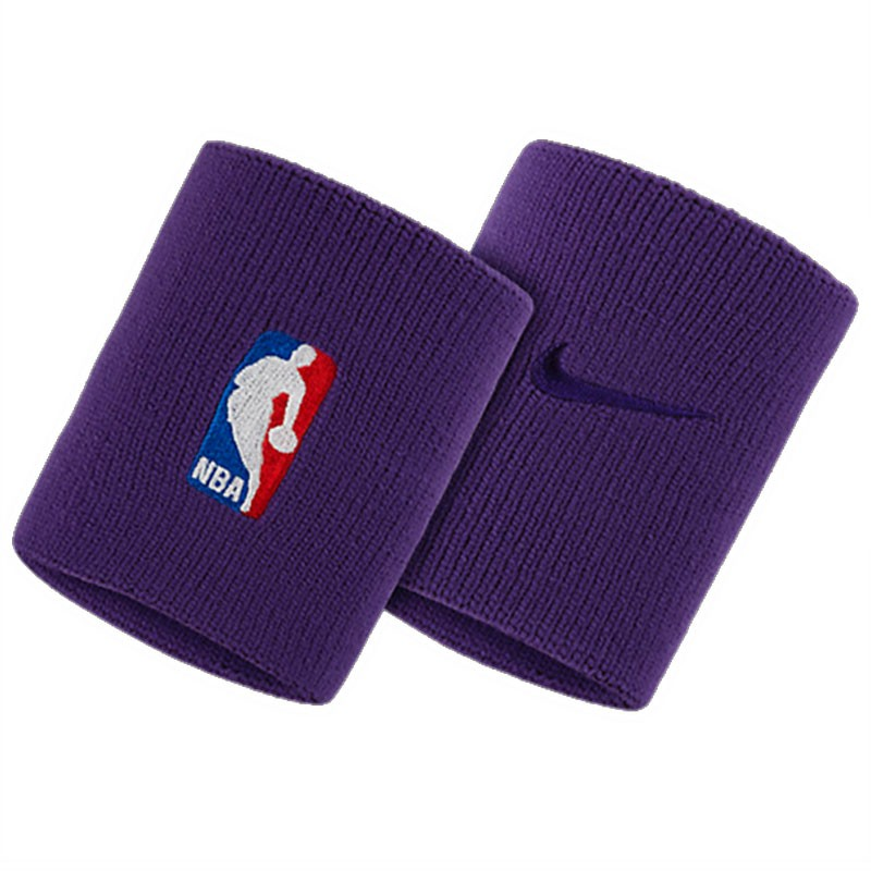 WRISTBANDS NBA PURPLE
