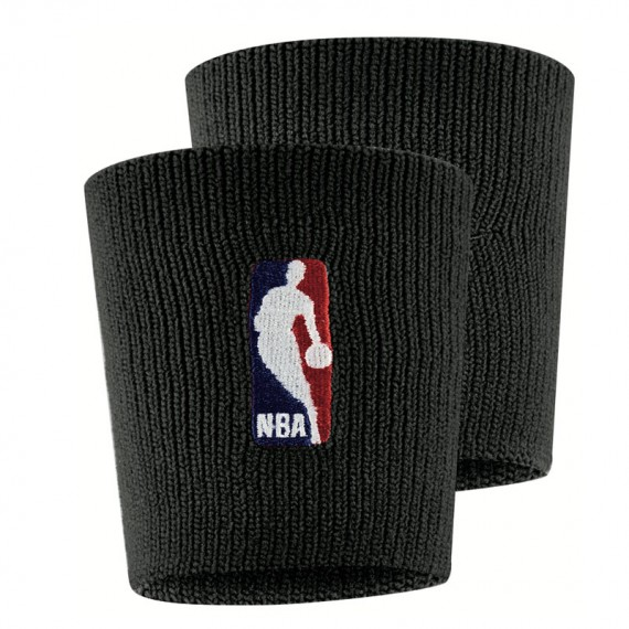 WRISTBANDS NBA BLACK
