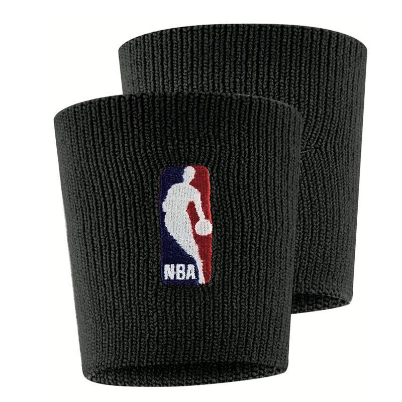 WRISTBANDS NBA BLACK