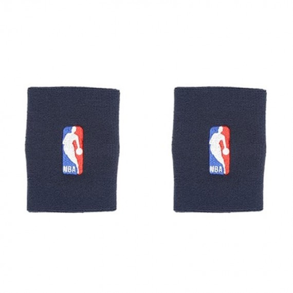 WRISTBANDS NBA BLUE NAVY