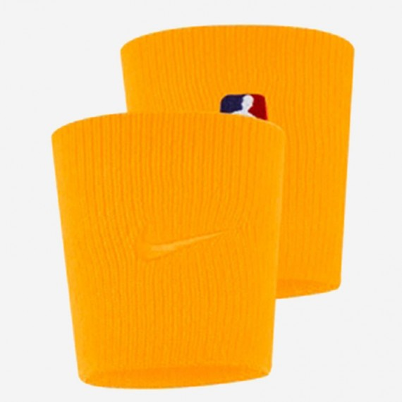 WRISTBANDS NBA ORANGE