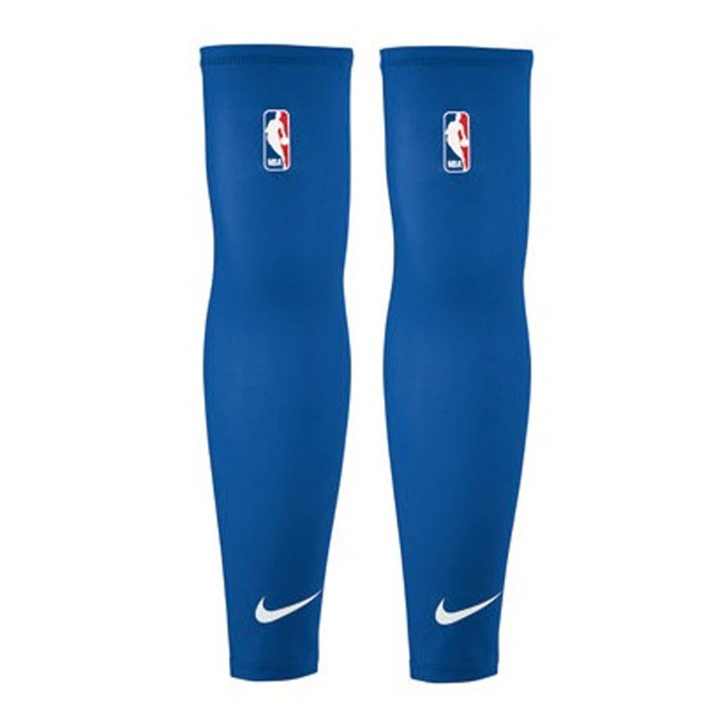 SHOOTER SLEEVES NBA BLUE (PACK DE 2)