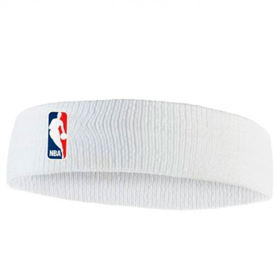 HEADBAND NBA WHITE