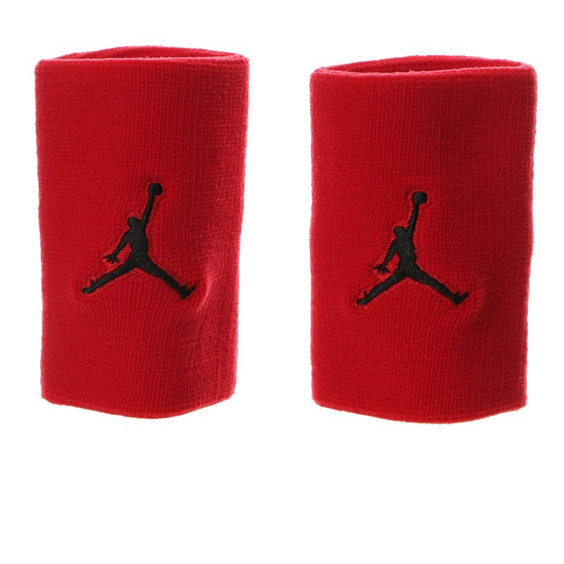 JORDAN JUMPMAN WRISTBAND RED