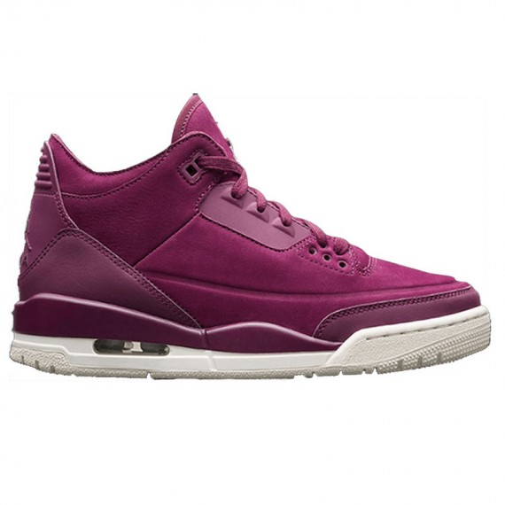 AIR JORDAN 3 RETRO BORDEAUX