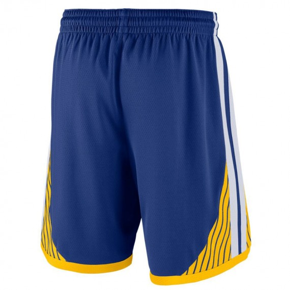 GOLDEN STATE WARRIORS ICON EDITION SWINGMAN SHORT ROAD 18