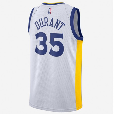 KEVIN DURANT ASSOCIATION EDITION SWINGMAN JERSEY GOLDEN STATE WARRIORS