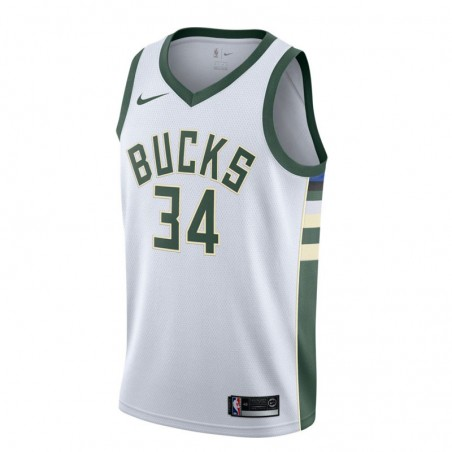 GIANNIS ANTETOKOUNMPO ASSOCIATION EDITION SWINGMAN JERSEY MILWAUKEE BUCKS 0d14f5265d4d2