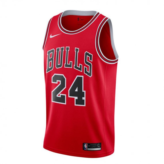 LAURI MARKKANEN ICON EDITION SWINGMAN JERSEY CHICAGO BULLS