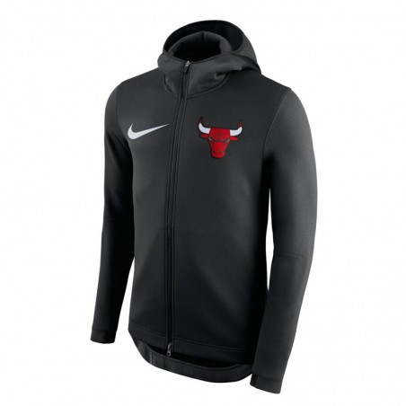 Sudadera Chicago Bulls Therma Flex Showtime - Basket World 92e77d190d7