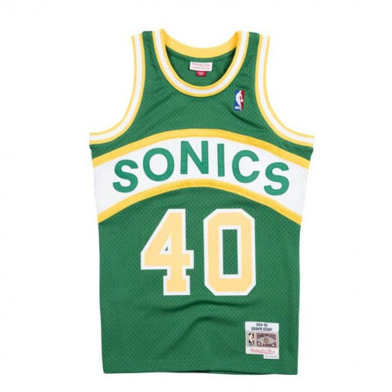 SHAWN KEMP SEATTLE SUPERSONICS HARDWOOD CLASSIC