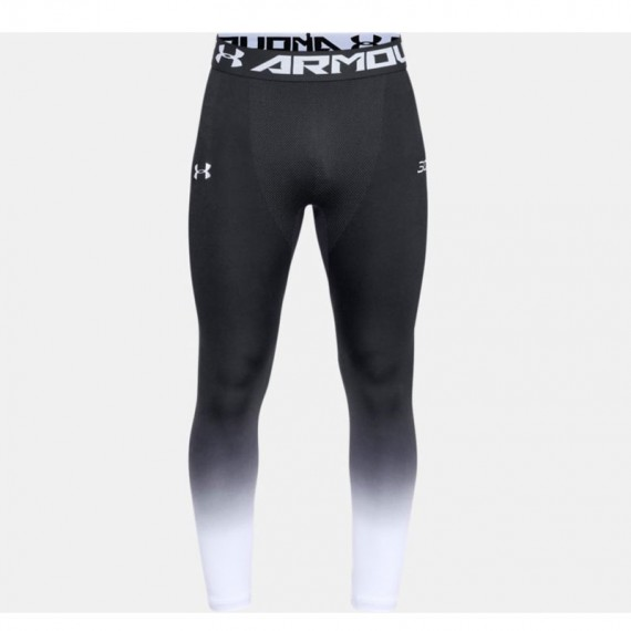 CURRY SEAMLESS 3/4 TIGHT BLACK WHITE