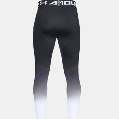 CURRY SEAMLESS 3/4 TIGHT BLACK WHITE