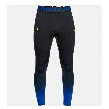CURRY SEAMLESS 3/4 TIGHT BLACK BLUE