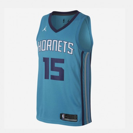KEMBA WALKER ICON EDITION SWINGMAN JERSEY CHARLOTTE HORNETS