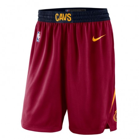 CLEVELAND CAVALIERS ICON EDITION SWINGMAN SHORT ROAD 18