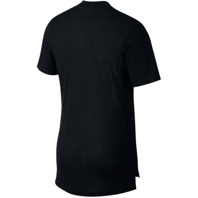 NIKE BREATHE ELITE BASKETBALL TOP BLACK