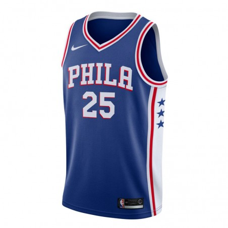 BEN SIMMONS ICON EDITION SWINGMAN JERSEY PHILADELPHIA 76ERS