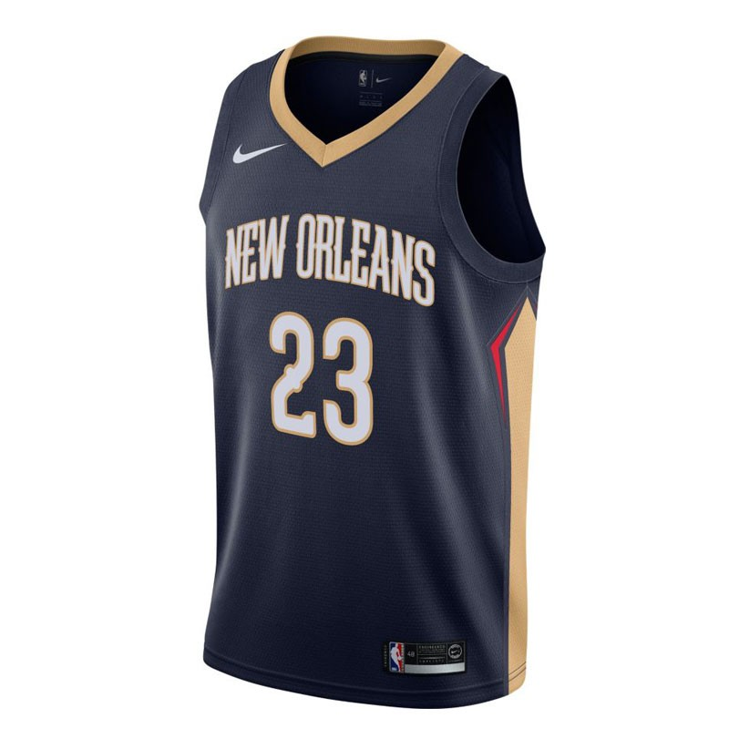 ANTHONY DAVIS ICON EDITION SWINGMAN JERSEY NEW ORLEANS PELICANS