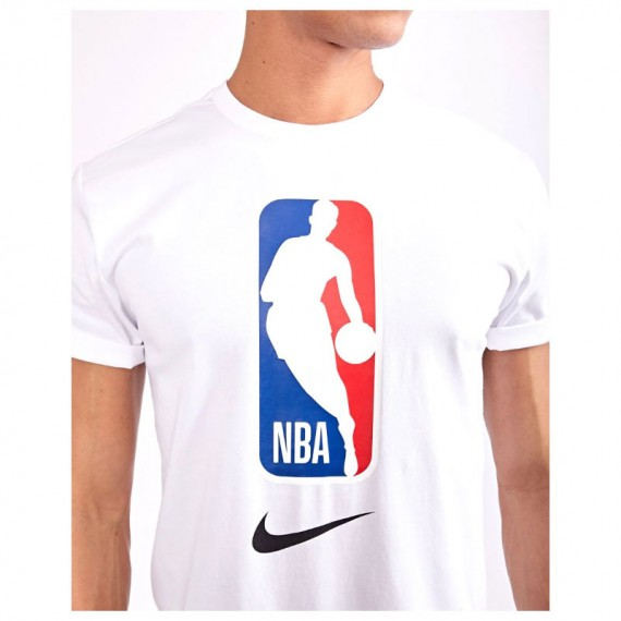 NBA DRY TEE SS TEAM 31 COLOR WHITE
