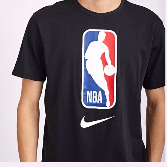 NBA DRY TEE SS TEAM 31 COLOR BLACK