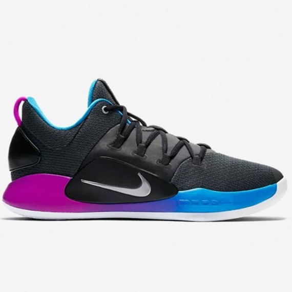 HYPERDUNK X LOW BLACK PURPLE