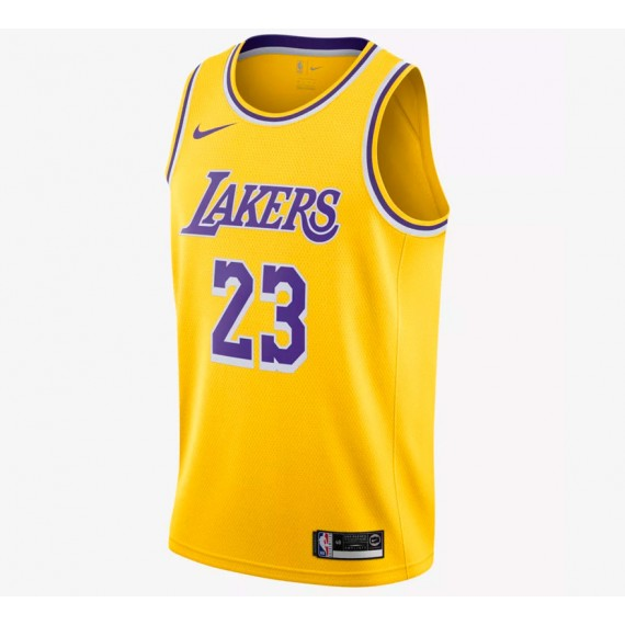 LEBRON JAMES ICON EDITION SWINGMAN JERSEY LOS LAKERS