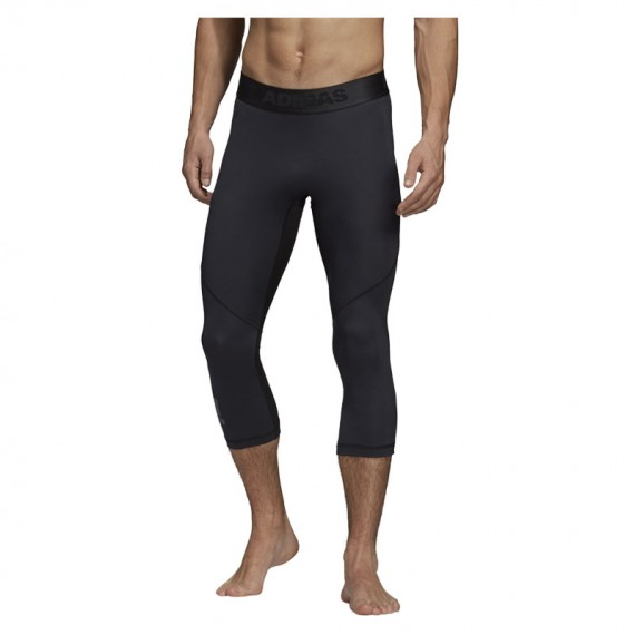 ALPHASKIN SPORT TIGHT BLACK