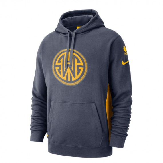 GOLDEN STATE WARRIORS CITY EDITION HOODIE NBA