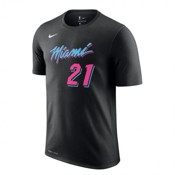 HASSAN WHITESIDE MIAMI HEAT CITY EDITION DRY