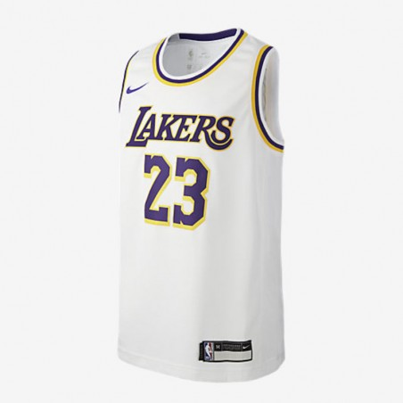 reputable site 0c52f 6f7ca LEBRON JAMES ASSOCIATION EDITION SWINGMAN JERSEY LOS ANGELES LAKERS (JUNIOR)