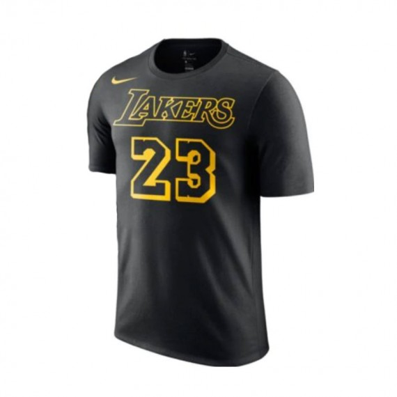 LOS ANGELES LAKERS LEBRON JAMES CITY EDITION JUNIOR