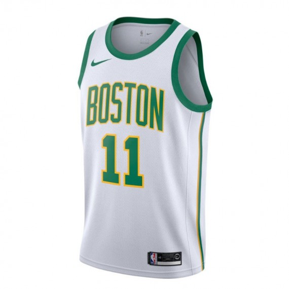 KYRIE IRVING CITY EDITION SWINGMAN JERSEY BOSTON CELTICS (JUNIOR)