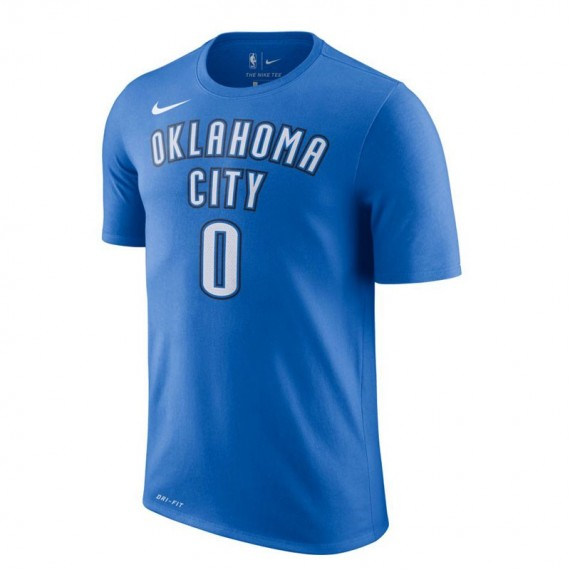 OKLAHOMA CITY THUNDER RUSSELL WESTBROOK ICON EDITION JUNIOR