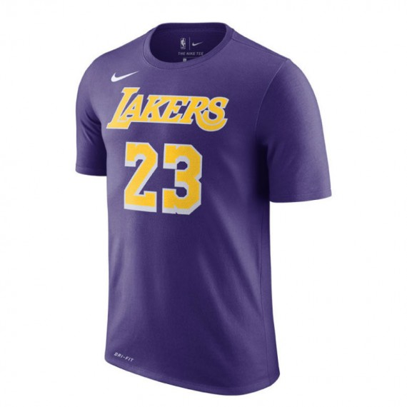 LOS ANGELES LAKERS LEBRON JAMES STATEMENT EDITION JUNIOR