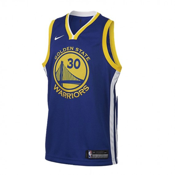STEPHEN CURRY ICON EDITION SWINGMAN JERSEY WARRIORS (JUNIOR)