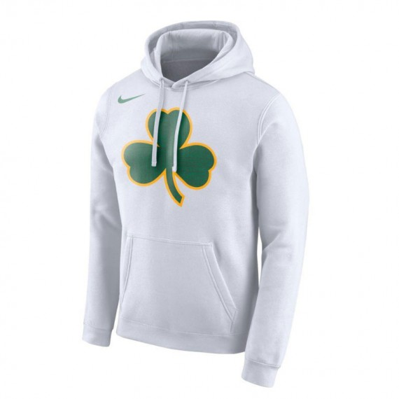 BOSTON CELTICS CITY EDITION HOODIE NBA (JUNIOR)